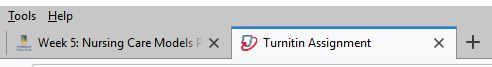 TII Browser Tab