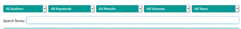 screenshot of CDC website toolbar
