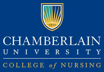 Chamberlain Nursing logo